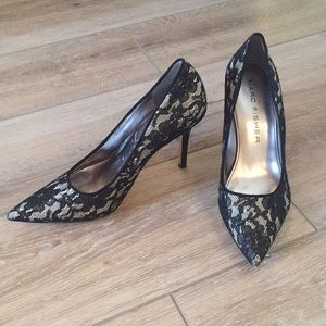 Marc Fisher Lacey Pumps